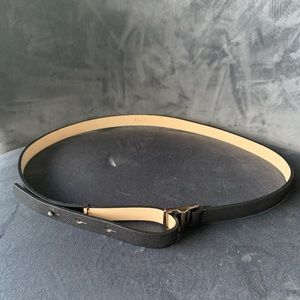 MaxMara leather belt